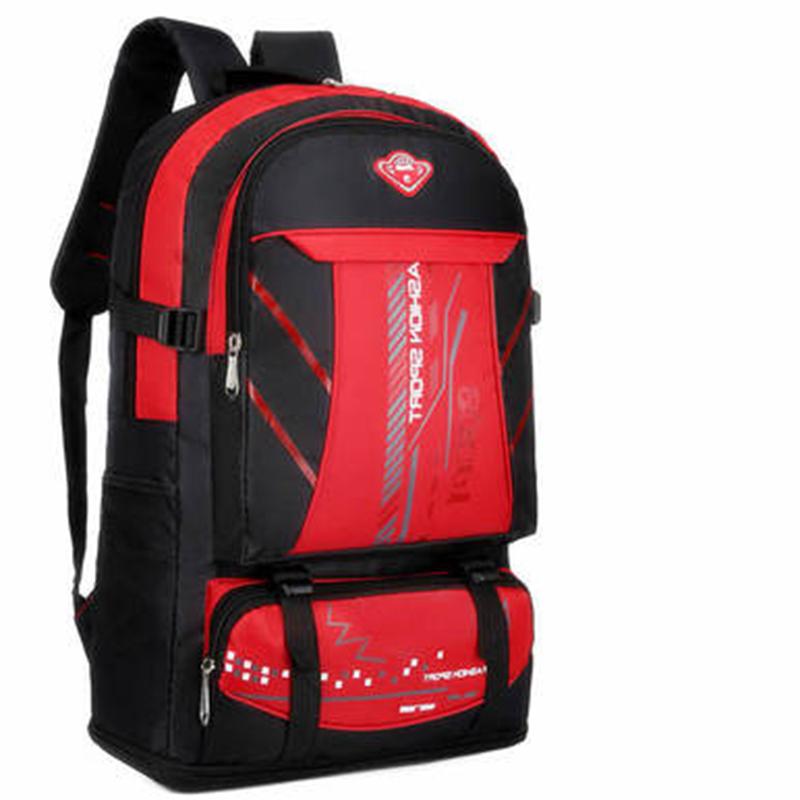 【可扩容】65升大容量双肩包运动户外旅行背包男女登山包行李包