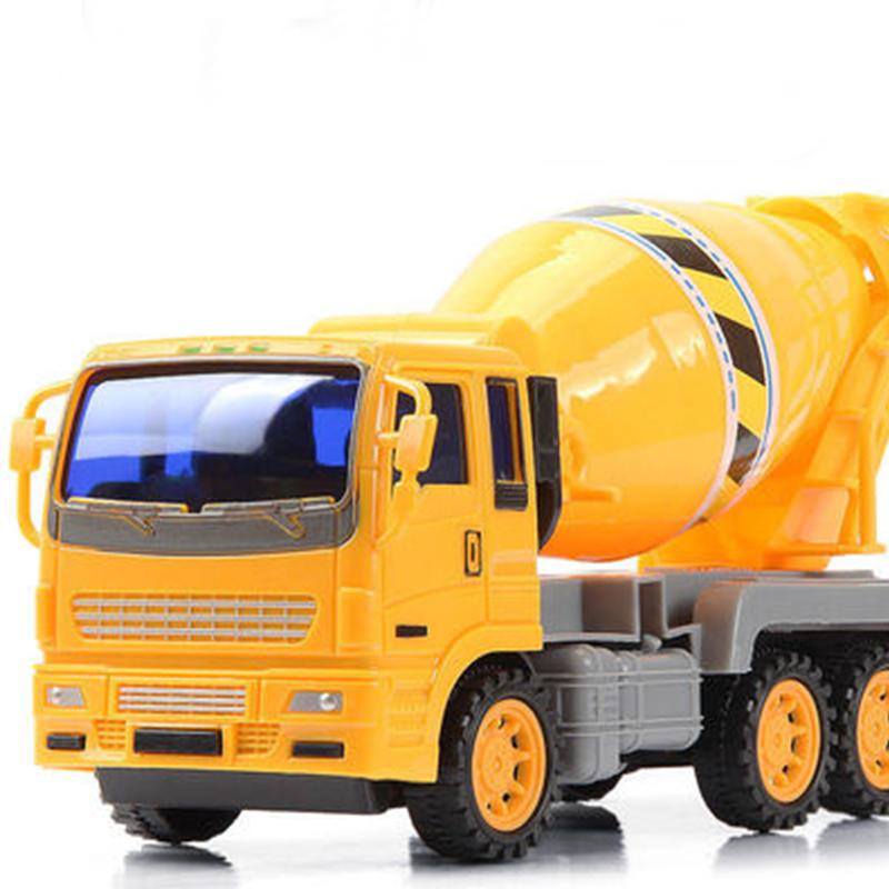 大号惯性工程车玩具套装儿童挖掘机推土挖土机吊车男孩小汽车模型