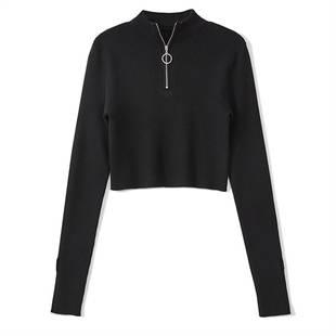 【618预售】韩都衣舍IU同款打底长袖针织衫