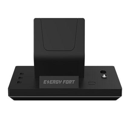 适用华为oppo手机充电座台多功能座充磁吸底座快充支架无线充电器