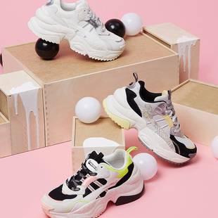 【618预售】【Sprandi斯潘迪】泡泡糖厚底老爹鞋