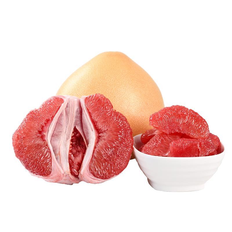 好村庄 福建平和红心柚子10斤当季新鲜琯溪红肉蜜柚时令孕妇水果