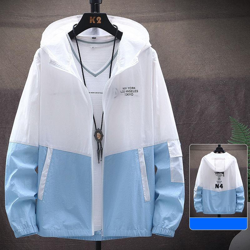 Gogmy/防晒衣男女士冰丝夏季薄款透气2021新款夹克风衣外套防晒服