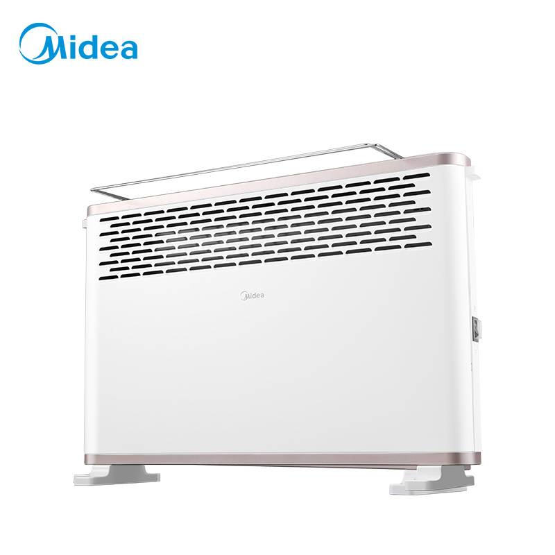美的取暖器家用客厅对衡式暖风机节能速热电暖烤火炉
