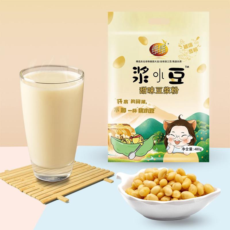 【维维】浆小豆早餐豆浆粉480g