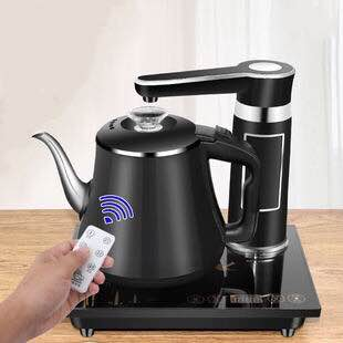 防烫全自动上水壶电热烧水家用套装自动断功夫茶台泡茶具专用一体