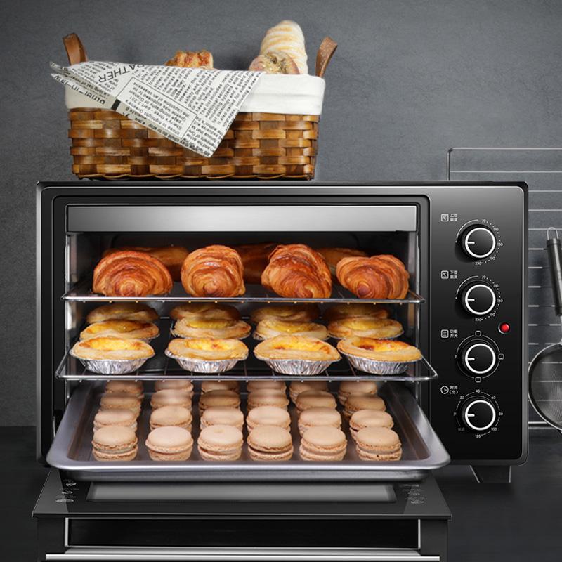 SUPOR/苏泊尔电烤箱家用烘焙小型烤箱多功能全自动烧烤箱35大容量