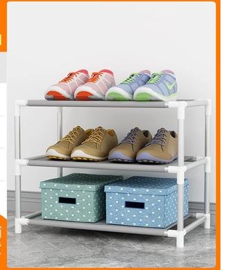 鞋架简易多层门口鞋柜家用宿舍多功能收纳鞋架特价小号鞋架子防尘