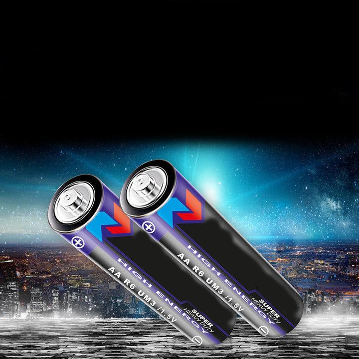 5号电池7号碳性电池遥控闹钟电视空调遥控