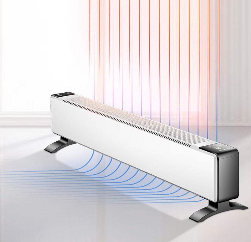 TCL踢脚线取暖器家用电暖气片节能省电速热暖风机卧室烤火炉暖器