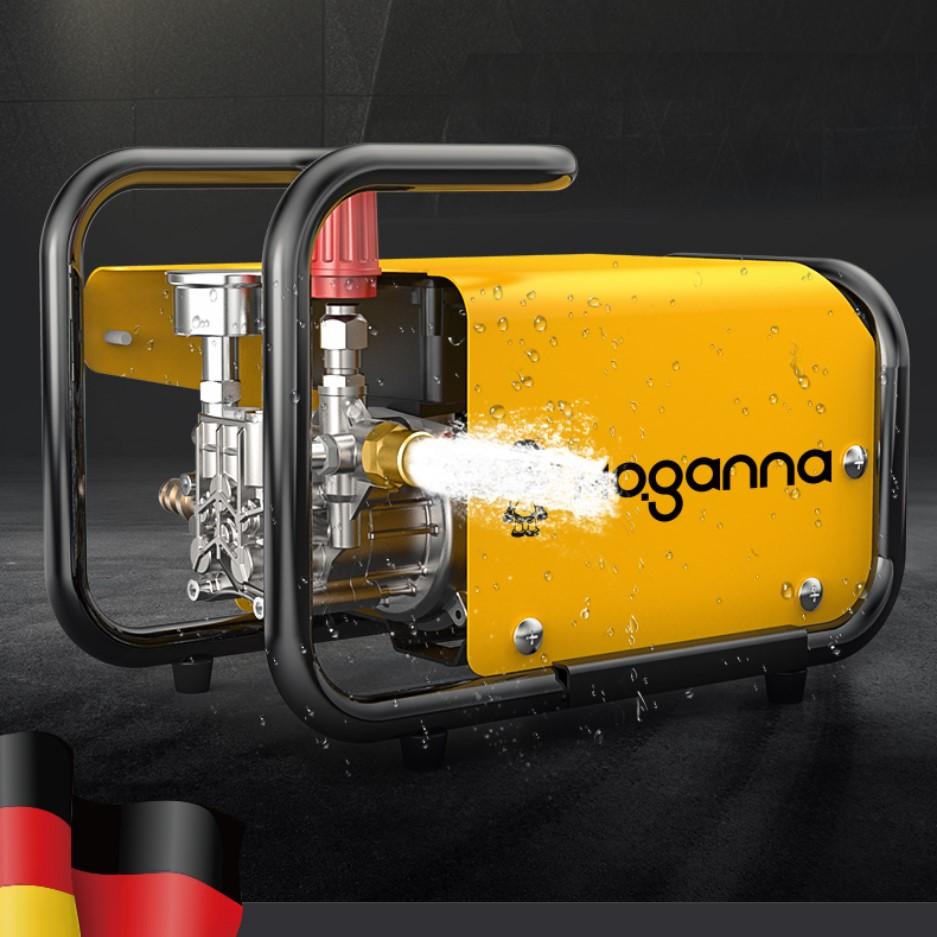 新升级洗车机神器高压水泵大功率家用220V便携式刷车抢清洗机水枪