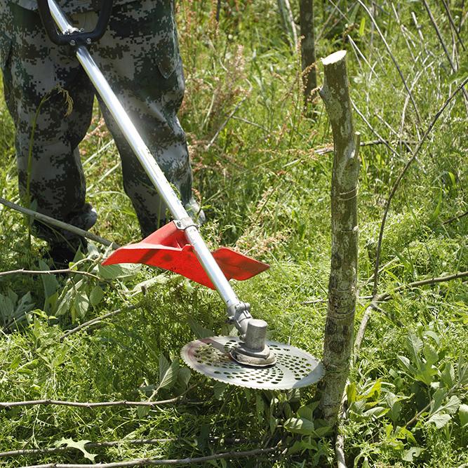 电动割草机小型家用除草机充电式草坪机手持农用锂电多功能打草机