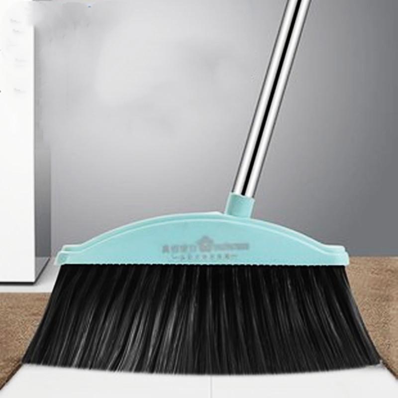 DA扫把簸箕套装软毛笤帚撮箕组合家用卫生间刮水器单个扫把扫帚