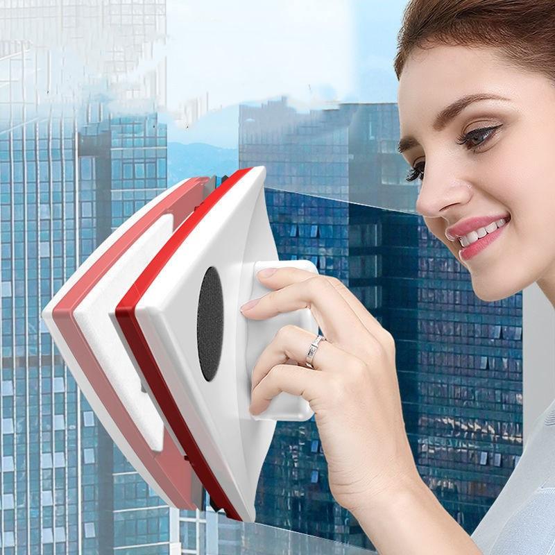 擦玻璃神器双面家用双层中空强磁擦窗户器高楼清洁工具清洗刷刮水
