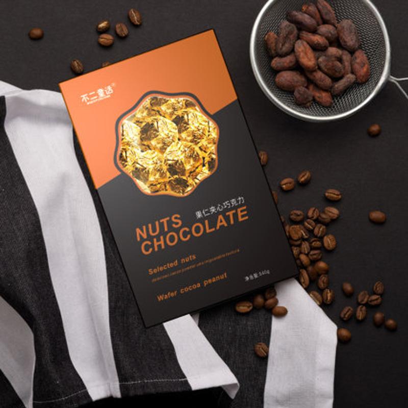 【不二童话】夹心巧克力540g/约46个