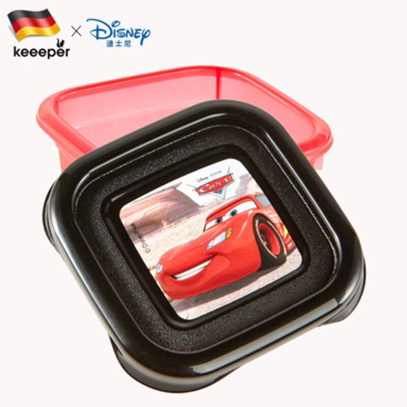 德国原装进口儿童宝宝婴儿辅食盒可蒸煮可微波可冷冻密封迷你便携