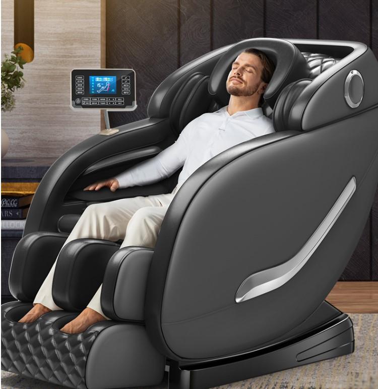 康佳新款电动按摩椅家用全身小型太空豪华舱多功能全自动老人沙发
