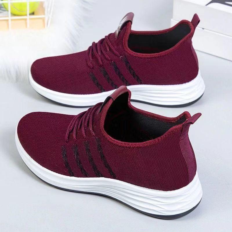 FbzK2020夏季女鞋耐磨防滑舒适休闲运动鞋老北京布鞋单鞋女士布鞋