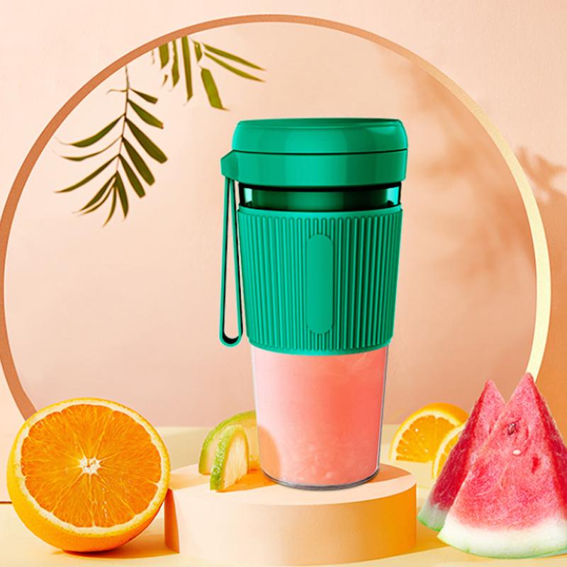 万利达果汁机便携式随身榨果汁电动多功能全自动炸汁杯迷你小型杯