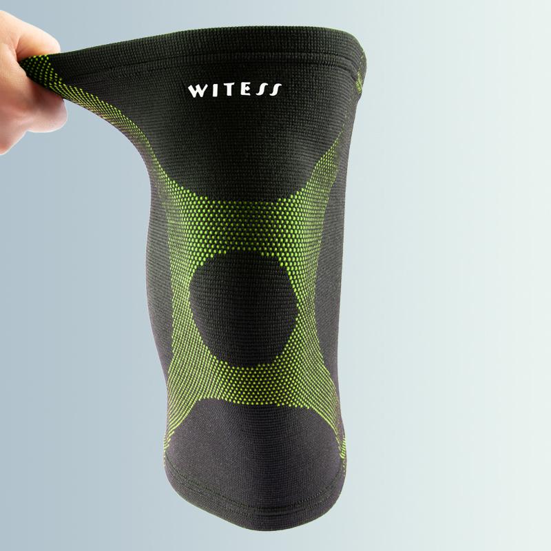 护膝运动男薄款篮球关节健身女士跑步夏季膝盖保暖护膝专业保护套