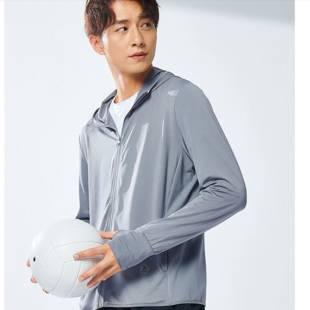 情侣防晒衣UPF50+薄款透气冰丝外套衫
