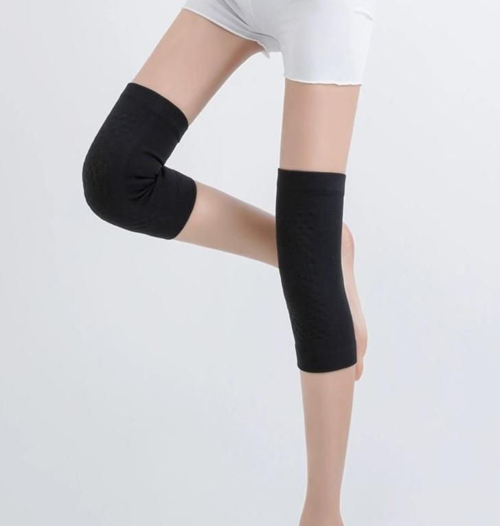 艾草自发热护膝夏保暖护腿老寒腿空调房薄款膝盖男女士关节痛防寒