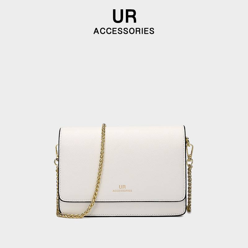 【UR】洋气风琴气质斜挎链条包包