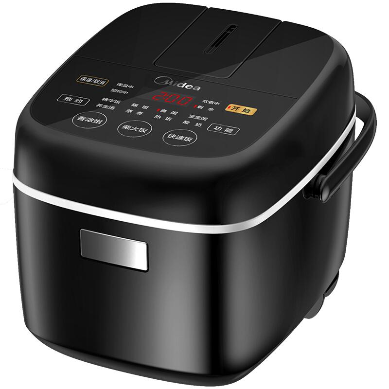 Midea/美的 MB-WRD5031A电饭煲5L升智能家用大容量大饭锅4-6-8人1