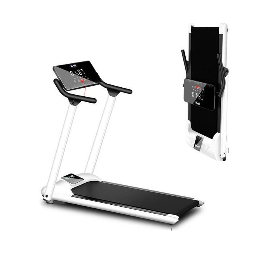 全折叠平板电动跑步机家用智能减震超静音跑步机56CM超宽舒适跑台