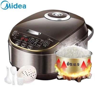 Midea/美的 MB-WRD5031A家用电饭煲5L智能345升多功能电饭锅