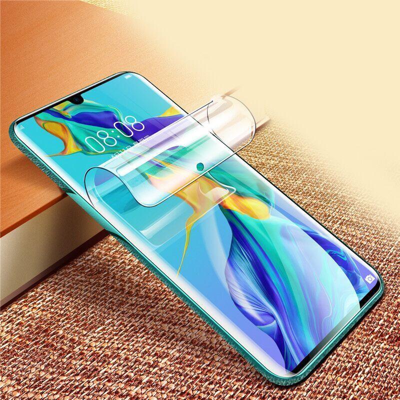 华为系列高清抗蓝光钢化膜水凝膜