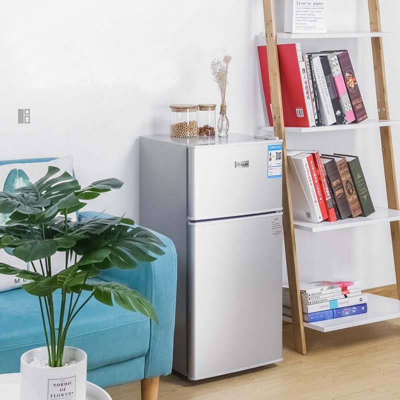 小冰箱家用迷小型宿舍出租房冷冻冷藏迷你单人二人用一级节能省电