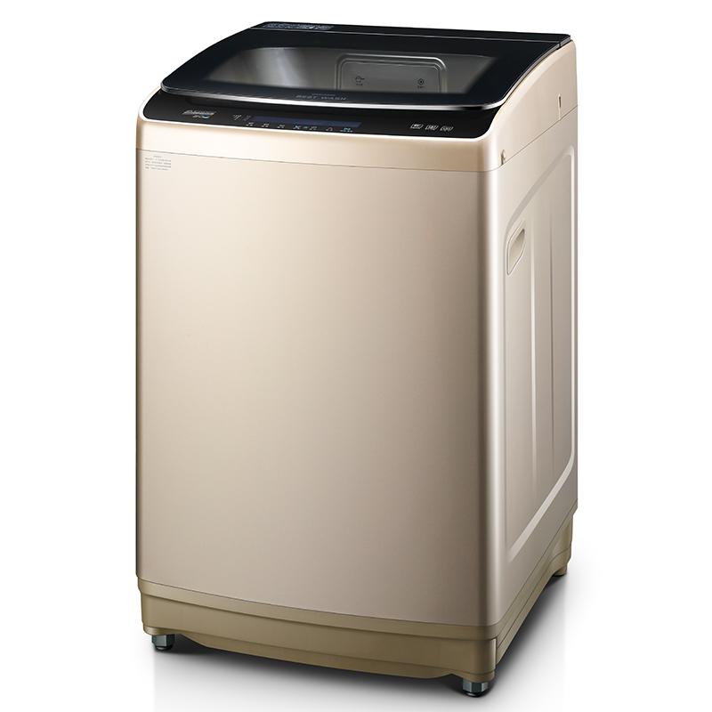 志高洗衣机全自动租房家用8kg热烘干洗脱一体小型迷你宿舍7.5公斤