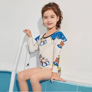 【汪汪队联名款~】夏克汪汪队儿童游泳衣