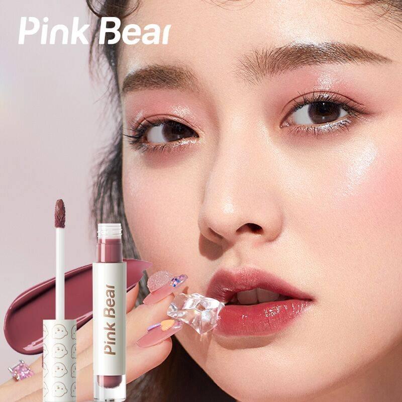 【PinkBear旗舰店】琉光镜面水唇