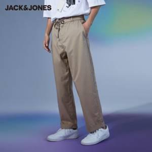 杰克琼斯官方旗舰店!男士夏季薄款工装裤
