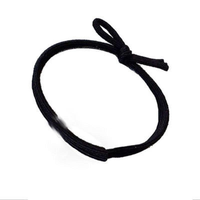 草莓熊大肠发圈网红扎头发皮筋头绳发夹可爱火龙果色灯芯绒发绳